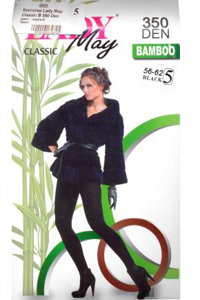 Колготки Lady May Classic B 350 Den. Цвет: черный