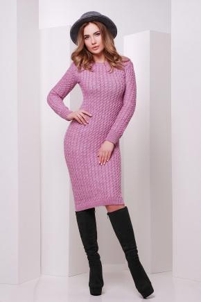 Платье 135. Цвет: сирень