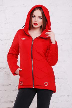 куртка Линда. Цвет: красный