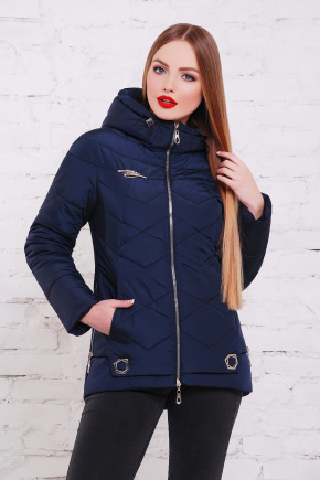 куртка Линда. Цвет: синий