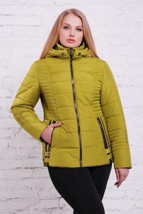 куртка Ника-Б. Цвет: яблоко