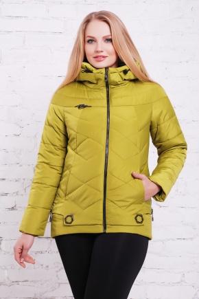 куртка Линда-Б. Цвет: яблоко