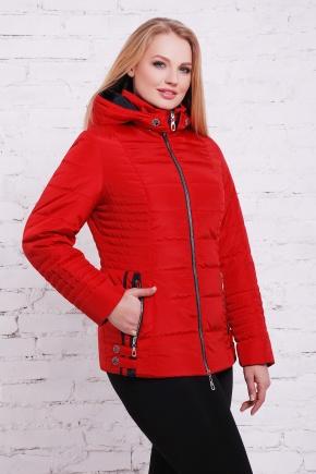 куртка Ника-Б. Цвет: красный
