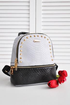 Рюкзак 8267-Б. Цвет: серый
