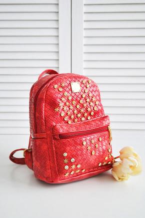 Рюкзак 039. Цвет: красный