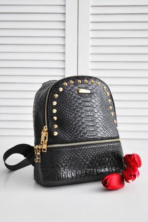 Рюкзак 8267-Б. Цвет: черный