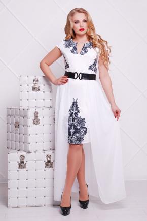 4553011a29b Купить женские платья больших размеров оптом в России