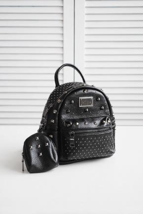 Рюкзак М1630. Цвет: черный