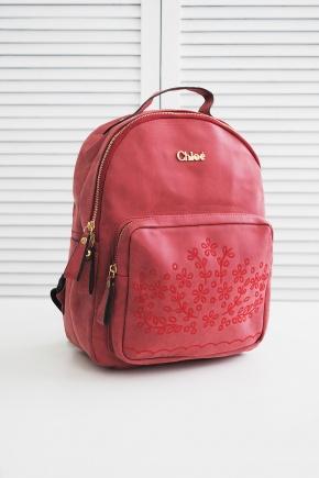 Рюкзак Chloe. Цвет: красный