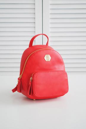 Рюкзак 5526-2. Цвет: красный