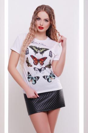Бабочки футболка Boy-2. Цвет: принт