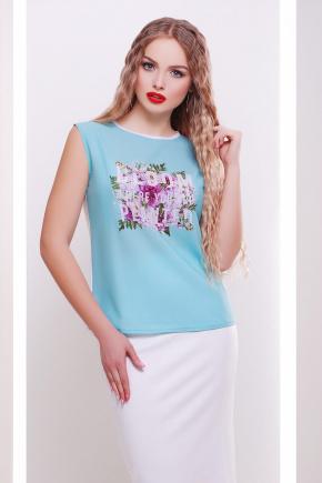 Весна футболка Киви б/р. Цвет: принт
