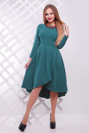платье Лика д/р. Цвет: св. изумрудный