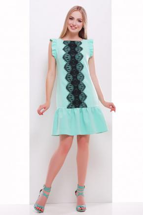платье Южана б/р. Цвет: мята