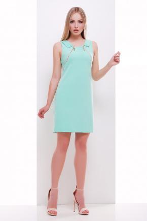 платье Мадлена б/р. Цвет: салатовый