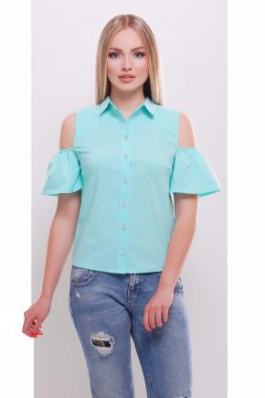 блуза Касана к/р. Цвет: мята