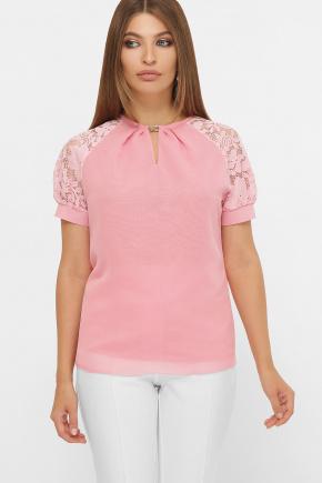 блуза Ильва к/р. Цвет: персик