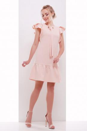платье Антония б/р. Цвет: персик