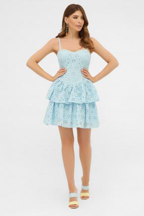 Сарафан Леонтия 1. Цвет: голубой