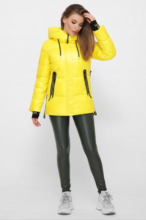 Куртка 8290. Цвет: 06-желтый