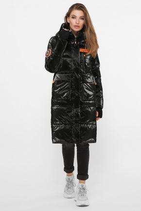 Куртка 298. Цвет: 01-черный-оранжевый