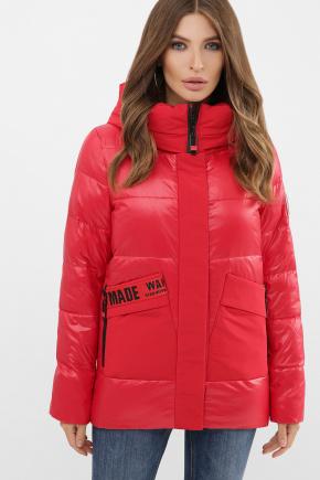 Куртка 289. Цвет: 14-красный