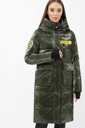 Куртка 298. Цвет: 13-хаки-желтый