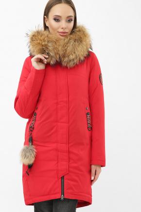 Куртка 2155. Цвет: 14-красный