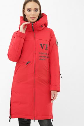 Куртка 295. Цвет: 14-красный