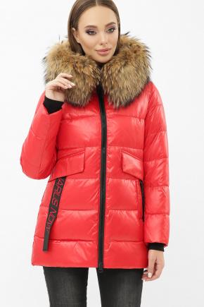 Куртка 8003. Цвет: 04-красный