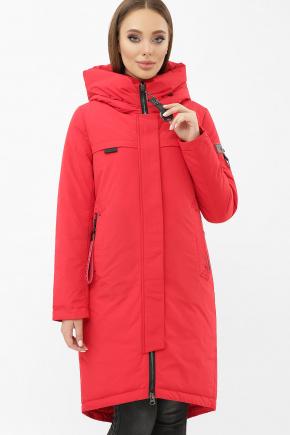 Куртка 811. Цвет: 14-красный