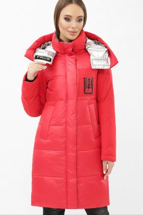 Куртка М-2085. Цвет: 19-красный