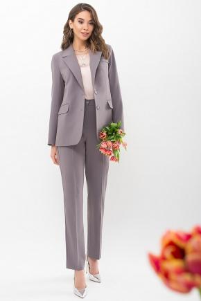 Пиджак Сабера д/р. Цвет: серый