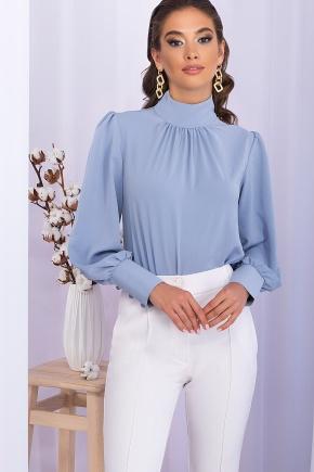 Блуза Селиана д/р. Цвет: джинс