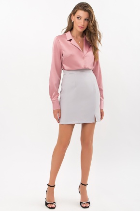 Блуза Бетани д/р. Цвет: розовый персик