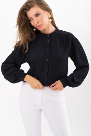 Блуза Мурана д/р. Цвет: черный