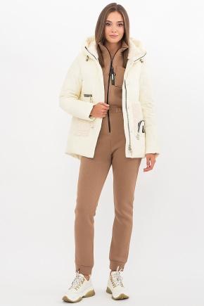 Куртка 371. Цвет: 52-молоко