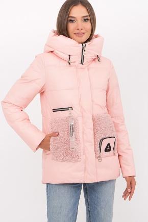 Куртка 371. Цвет: 15-пудра