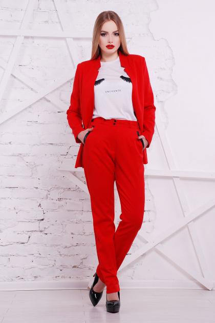 . . Цвет: красный-черная отделка