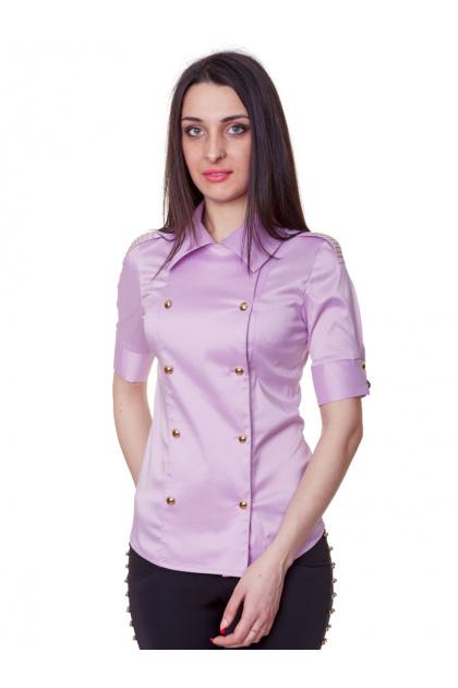 . блуза Эстель к/р. Цвет: сиреневый