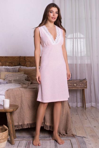 . Сорочка Нидия б/р. Цвет: розовый